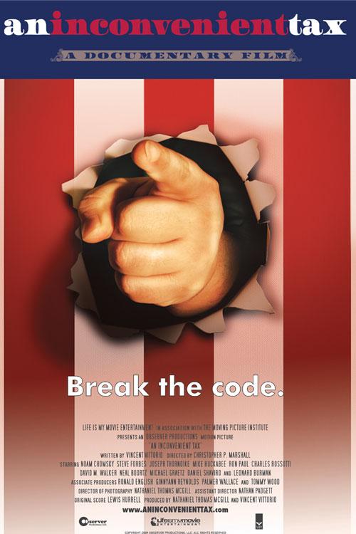An Inconvenient Tax Movie Poster
